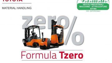 PROMOZIONE LEASING FINANZIARIA - TOYOTA TASSO ZERO